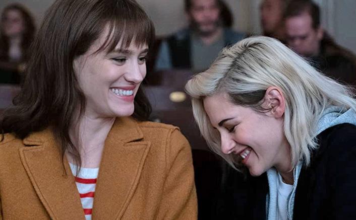 Kristen Stewart & Mackenzie Davis' Happiest Season Breaks Record On Hulu