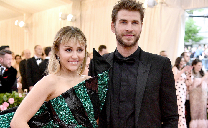 Liam Hemsworth Not Bothered By Miley Cyrus' Comment On Their Marriage?