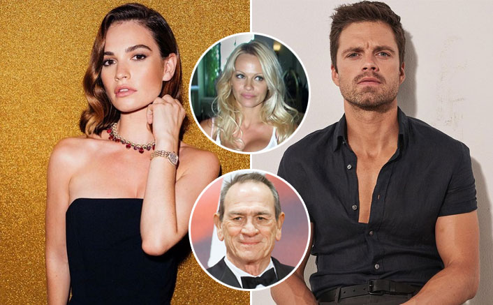 Lily James, Sebastian Stan To Step In Pamela Anderson, Tommy Lee's Shoes To Portray Their Relationship
