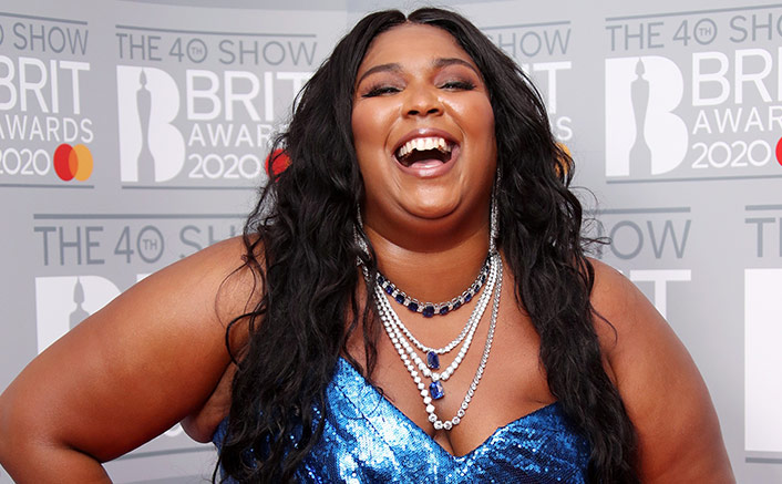 Pop Icon Lizzo criticism to fans for doing smoothie detox