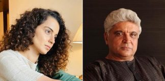 Lyricist Javed Akhtar Records Statement In Defamation Case Against Kangana Ranaut