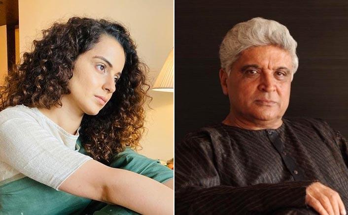 Lyricist Javed Akhtar Records Statement In Defamation Case Against Kangana Ranaut