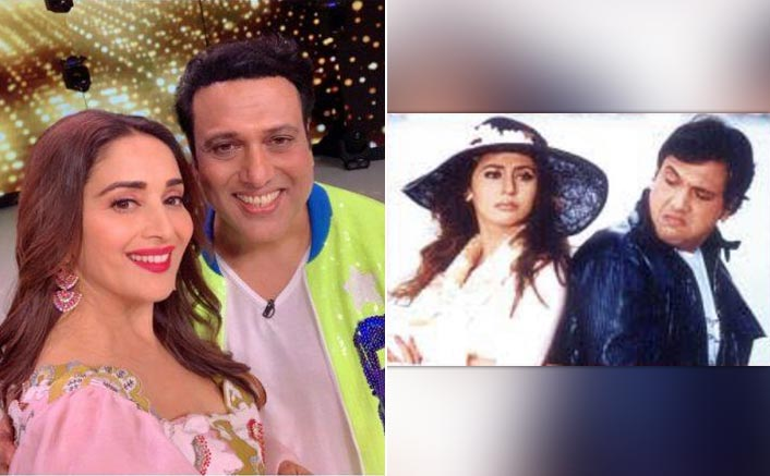 Madhuri Dixit, Urmila Matondkar laud Govinda's dancing skills on his birthday