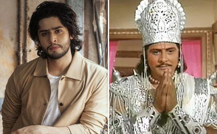 Mahabharat's Arjuna AKA Firoz Khan's Son Jibraan Khan (From K3G) Looks Like His Spitting Image