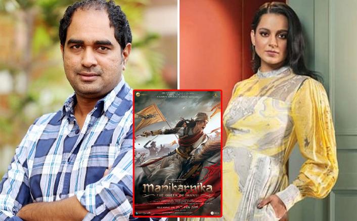 Manikarnika Director Krish Opens Up On His Row With Kangana Ranaut