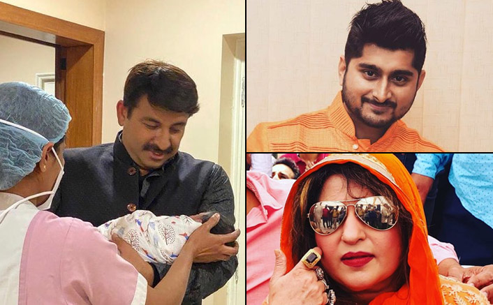 Manoj Tiwari Becomes Father For The Second Time, Welcomes A Daughter