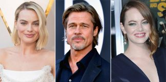 Margot Robbie To Replace Emma Stones In Brad Pitt Starrer Babylon Due To This Reason