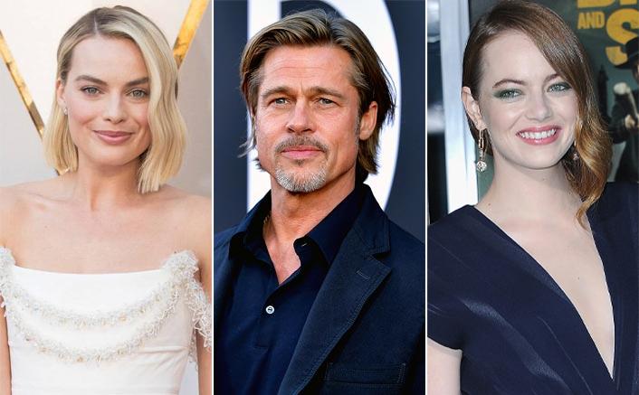 Margot Robbie To Pair Opposite Brad Pitt In Babylon As Emma Stones Exits