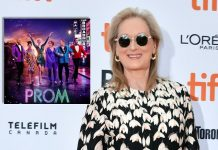 Meryl Streep Had To Dance The Most At The Age Of 71 On The Sets Of The Prom