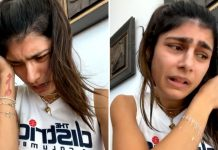 Mia Khalifa Cries Inconsolably In Her Latest Video & The Reason Will Make You Go LOL!