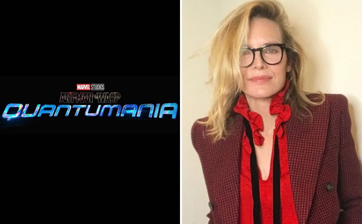 Michelle Pfeiffer Confirms Ant-Man And The Wasp: Quantumania's Release In 2022