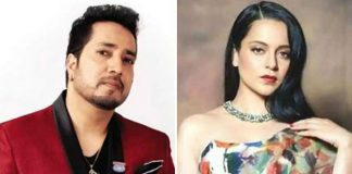 "Mika Singh Requests His Fellow Punjabis To Stay Calm, Says ""Kangana Ranaut Is Crazy"""
