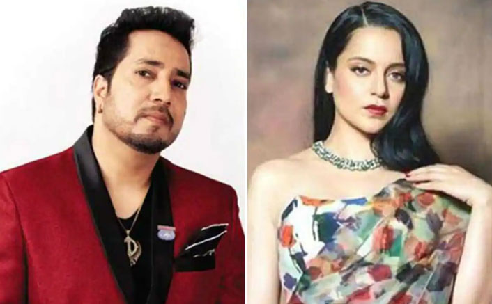 """Mika Singh Requests His Fellow Punjabis To Stay Calm, Says """"Kangana Ranaut Is Crazy"""""""