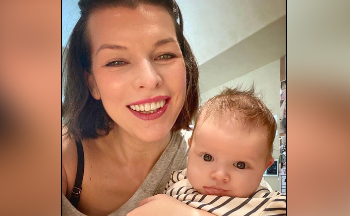 Milla Jovovich Talks OnDaughter Ever's Dream To Be An Actress