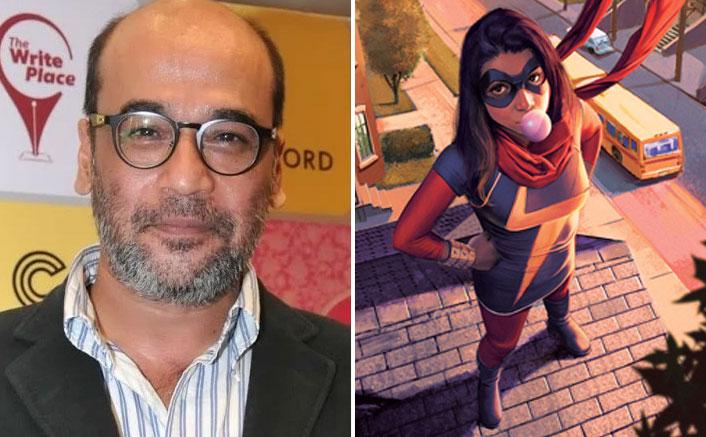 Mohan Kapur in 'Ms. Marvel' web series