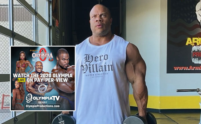 Mr. Olympia 2020 Details
