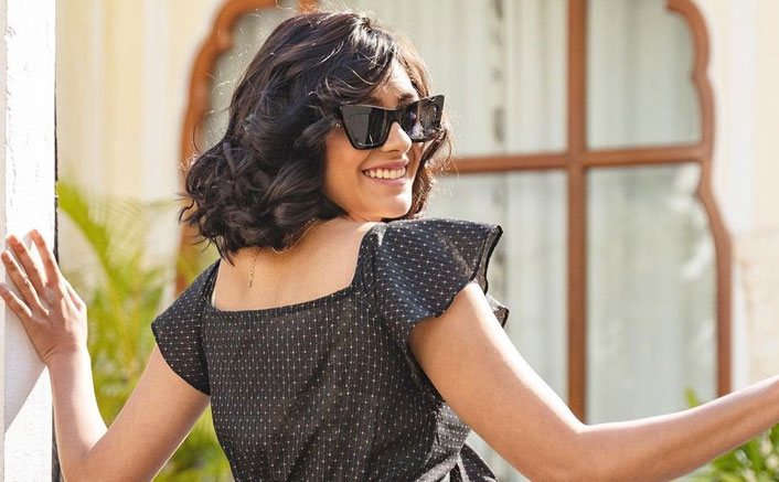 Mrunal Thakur Excited For 2021