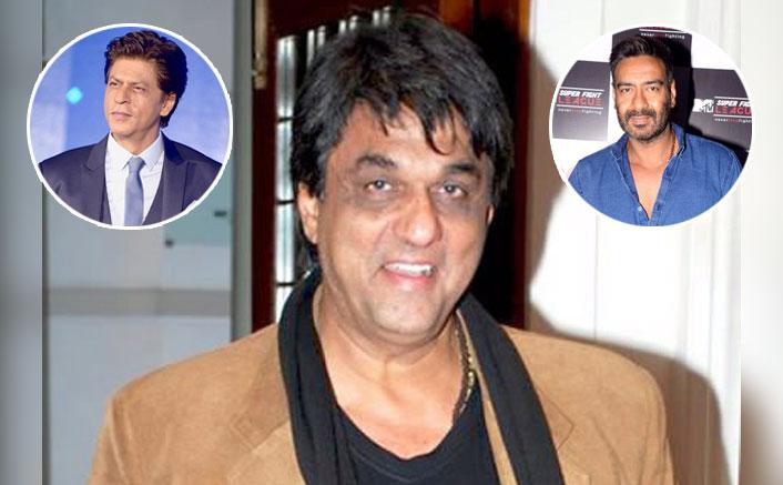 Mukesh Khanna Slams Ajay Devgn For Promoting Tobacco & Shah Rukh Khan For Smoking