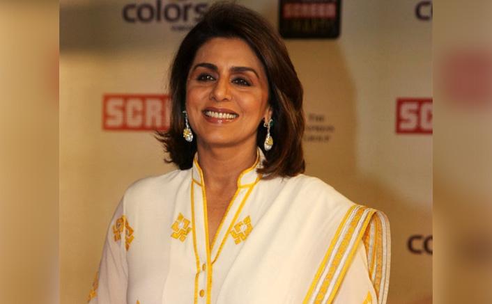 Neetu Kapoor confirms testing Covid positive
