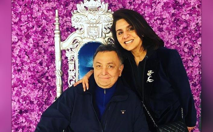 Neetu Kapoor remembers Rishi Kapoor as 'Mera Naam Joker' clocks 50 years