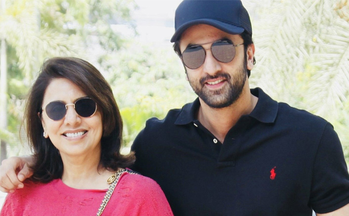 Ranbir Kapoor Brings Mom Neetu Kapoor Back Home After She Tested Positive For Corona