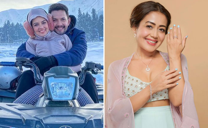 Neha Kakkar Asks About Shweta Agarwal As Aditya Narayan Says He's Glowing Post Honeymoon