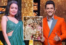 """Neha Kakkar Comments On Aditya Narayan's """"I'll Find You & I'll Marry You"""" Picture With Wife Shweta Aggarwal"""