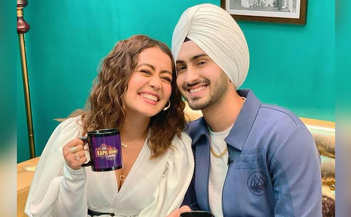 Neha Kakkar & Rohanpreet Singh Spill The Beans About Their Love Story On The Kapil Sharma Show