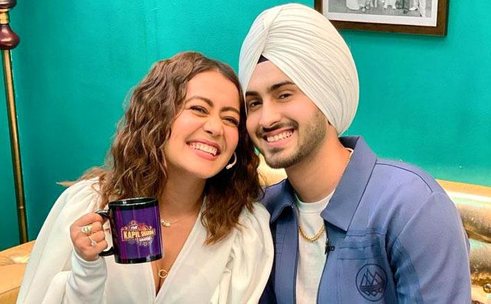 Neha Kakkar Wishes Husband Rohanpreet Singh On His Birthday