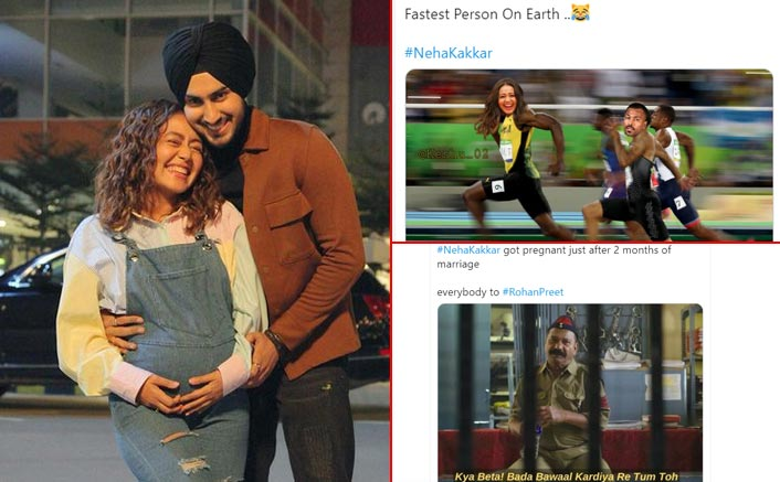 Neha Kakkar's Pregnancy Announcement Took The Twitter By Storm