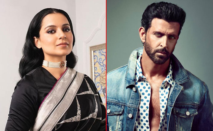 Netizens Come Out In Support Of Hrithik Roshan Post Kangana Ranaut's Latest Remark