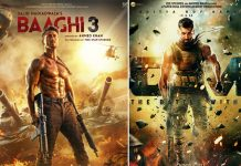 "Netizens Compare Aditya Roy Kapur's Om With Tiger Shroff's Baaghi 3 Look, A User Calls The Former As ""Rejected Draft Of Baaghi 4"""