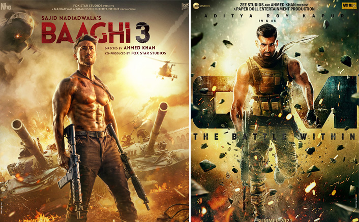 Netizens Troll Aditya Roy Kapur's Om As A Copy Of Tiger Shroff's Baaghi 3