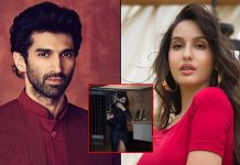 Nora Fatehi Spotted Leaving Aditya Roy Kapur's Residence, What's Cooking Good Looking?
