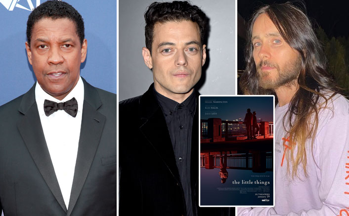 'The Little Things' trailer: Denzel Washington and Rami Malek's powerful dialogues