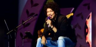 Papon recalls the first song he recorded