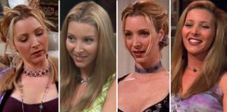 Phoebe Buffay From FRIENDS: Lisa Kudrow's Character Is A 'Buffet' Of Layers & Emotions