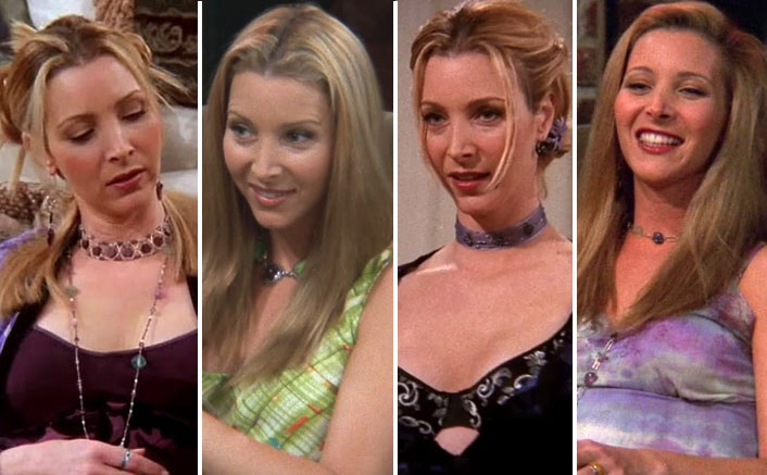 Phoebe Buffay Played By Lisa Kudrow Is Underrated In FRIENDS