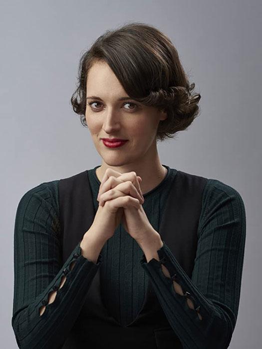 Phoebe Waller-Bridge as Fleabag Fleabag