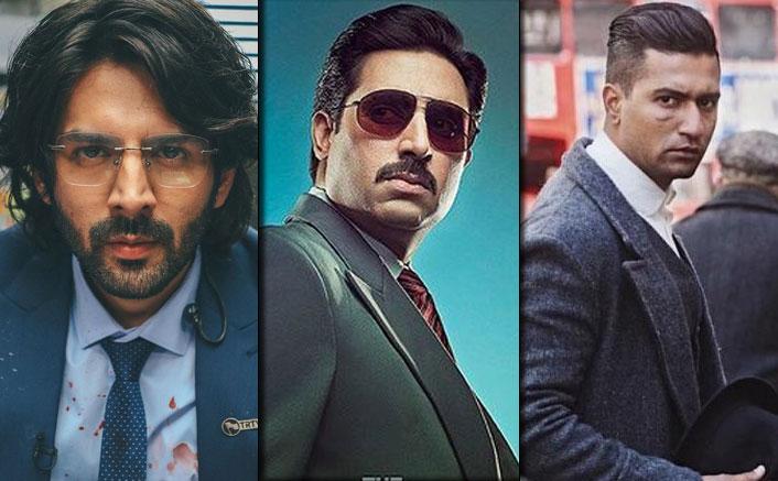 Posters/Looks Of Sardar Udham Singh, Big Bull & Dhamaka