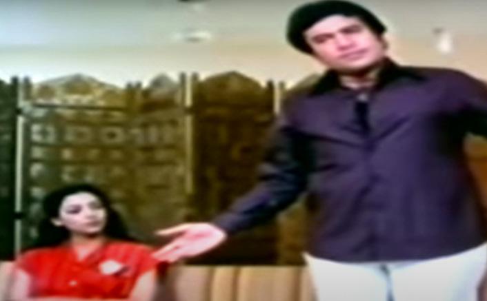 Rajesh Khanna In A Still From Amar Deep