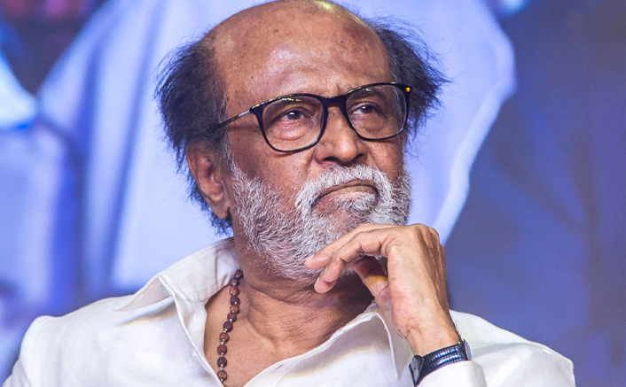 Rajini admitted to Hyd hospital over fluctuating BP (Ld)
