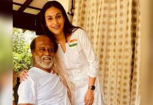 Rajinikanth & Daughter Aishwarya Spotted On The Sets Of Annaatthe In Hyderabad, Pic Goes Viral