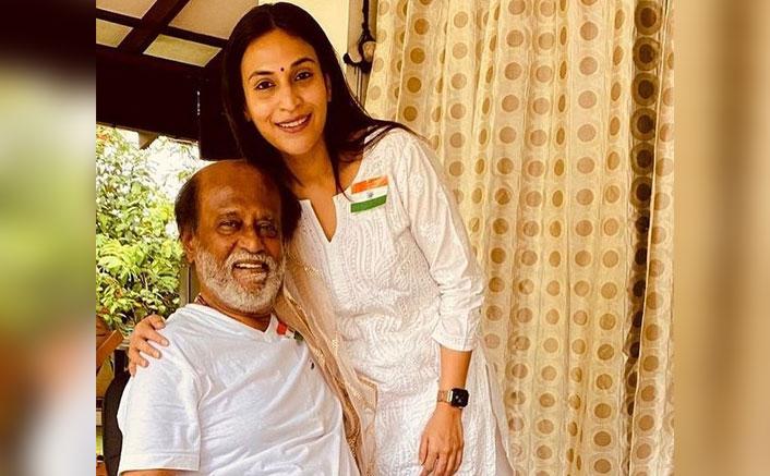 Rajinikanth & Daughter Aishwarya's Pic From The Sets Of Annaatthe Goes Viral
