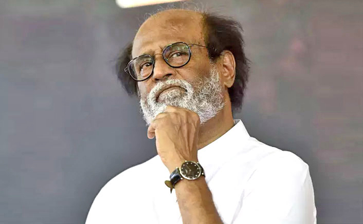 Rajinikanth Says Good Bye To Politics Before Even Entering