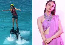 Rakulpreet Singh is a 'water freak'