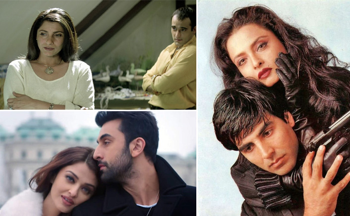 Ranbir Kapoor & Aishwarya Rai Bachchan To Akshay Kumar & Rekha – 5 Times Bollywood Actresses Were Senior To Their Counterparts(Pic credit: Movie Stills)