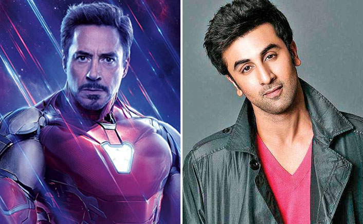 Ranbir Kapoor As Robert Downey Jr.'s Iron Man? Here's What Would Have Happened!