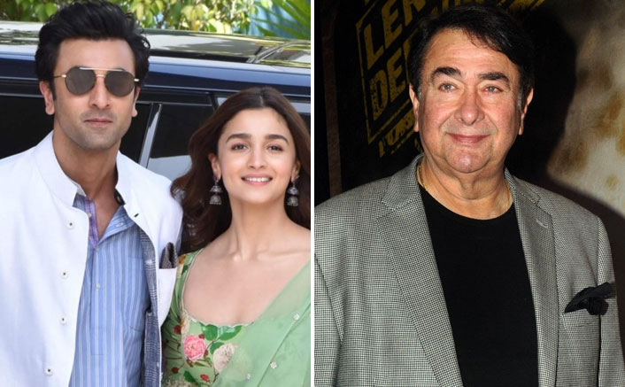 Randhir Kapoor Breaks Silence On Rumours Of Ranbir Kapoor & Alia Bhatt's Engagement