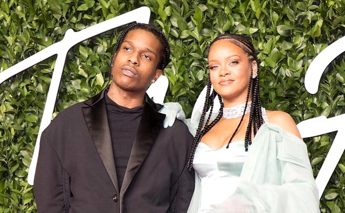Rihanna Having The Time Of Her Life With A$AP; Both Help The Communities...